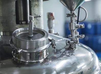 เครื่องผลิตน้ำยาล้างจาน