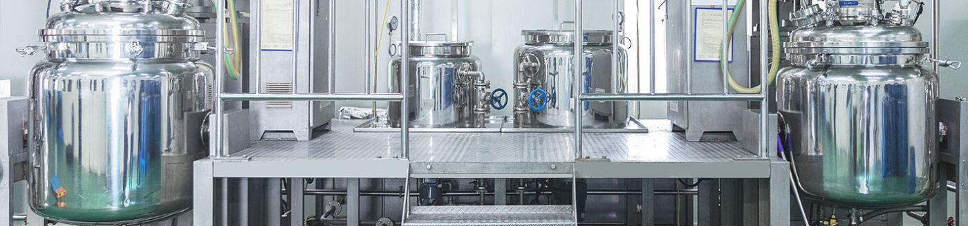 โรงงานผลิตน้ำยาทำความสะอาด