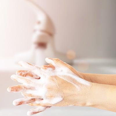 น้ำยาล้างมือ