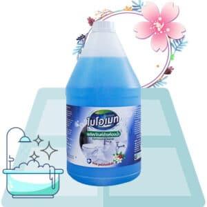 น้ำยาล้างห้องน้ำ